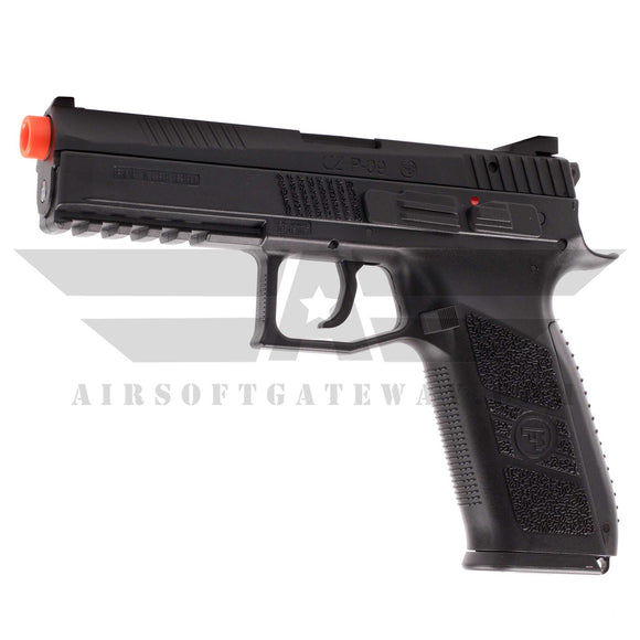 ASG CZ-09 CO2 Airsoft Pistol BLACK