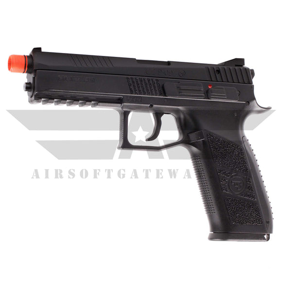 ASG CZ P-09 Gas Blowback Pistol w/ Hard Case BLACK - airsoftgateway.com