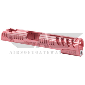 Airsoft MasterPiece Limcat Slide for Tokyo Marui Hi-Capa 5.1 - Pink - airsoftgateway.com