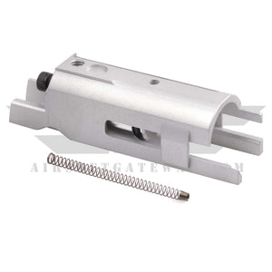 Airsoft Masterpiece Aluminum Ultra Low Blow Back Housing for Tokyo Marui Hi-Capa 5.1/4.3 - Silver -Ai5 - airsoftgateway.com