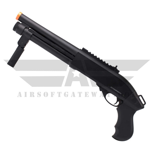 JAG Arms Gas Scattergun Super CQB BLACK - airsoftgateway.com
