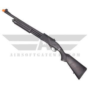 JAG Arms Gas Scattergun Airsoft Gas Shotgun HD BLACK - airsoftgateway.com