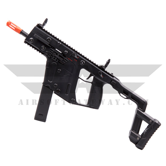 Krytac AEG Vector Licensed by Kriss USA Black - airsoftgateway.com