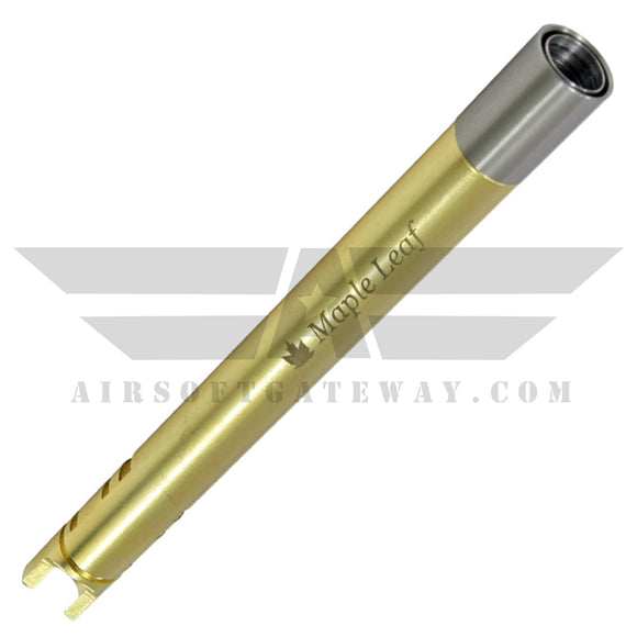 MAPLE LEAF CRAZY JET TIGHT BORE INNER BARREL - 117MM  - Sponsored - airsoftgateway.com