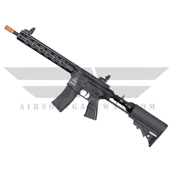 Tippmann Omega-PV Carbine 14.5 inch HPA Airsoft Rifle - 13ci Compressed Air Tank - airsoftgateway.com