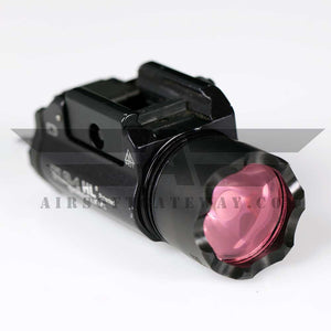 Ricochet Duo Replacement BB Proof Lens For Streamlight TLR-1 HL & TLR-1/S -  Primal Pink (#A3-3) - airsoftgateway.com