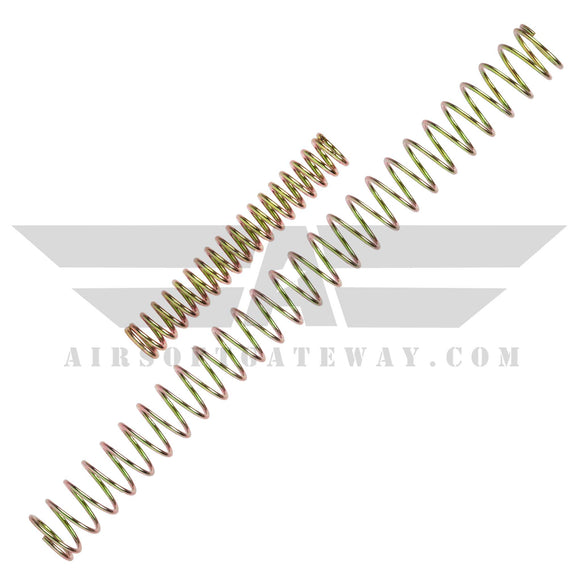SCS Shockwave Enhanced 125% Recoil & Hammer Spring for Hi-Capa 4.3/5.1 - (#F3-3) - airsoftgateway.com