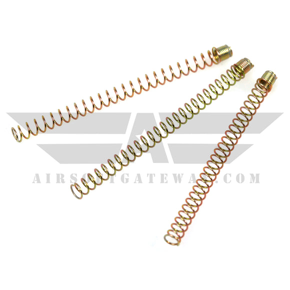 SCS Shockwave Enhanced 125% Nozzle Return Springs for Hi-Capa 4.3/5.1 - 3 Pack -AF6