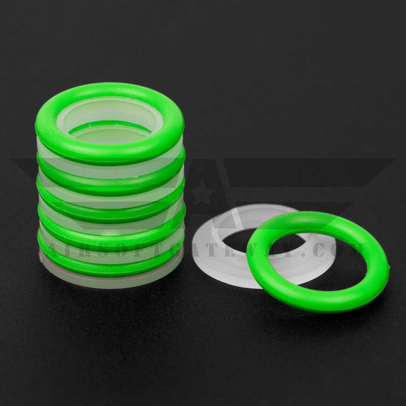 SCS Shockwave Short Stroke Buffer kits - Green -Y3