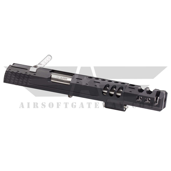 Airsoft Masterpiece Shuey Custom Open Kit - Black - airsoftgateway.com