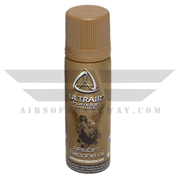 ASG Ultra Air Silicone Spray Oil - 60ml - airsoftgateway.com