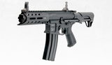 G&G ARP 556 Full Metal Airsoft AEG WITH Battery & Charger- Battleship Grey - airsoftgateway.com