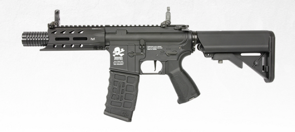 G&G Death Machine Mark 2 AEG Airsoft Rifle - airsoftgateway.com