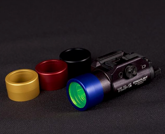 Ricochet Streamlight TLR-1s & TLR-1 Lens System with BBs Proof Len