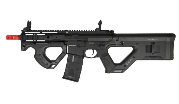 ASG Hera Arms Licensed CQR M4 Airsoft AEG by ICS - Black - airsoftgateway.com