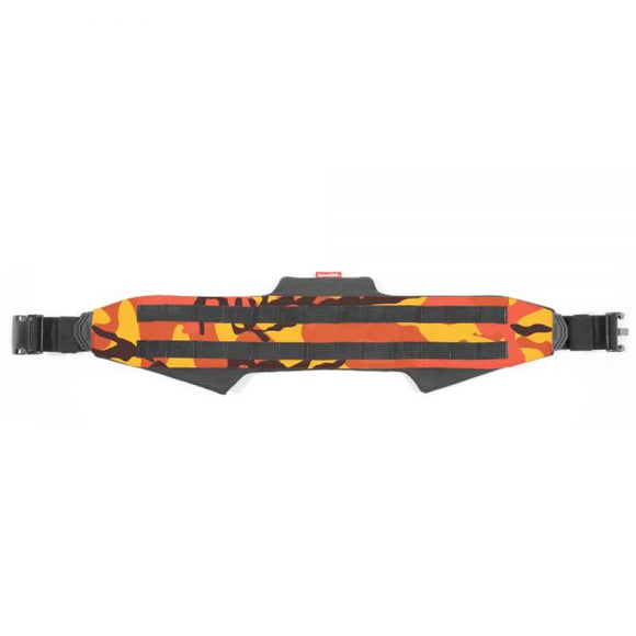 SpeedQB Molle-Cule™ Belt System (MBS) – Orange Camo