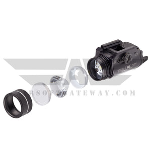 Ricochet Replacement BB Proof Lens For Streamlight TLR-1 HL & TLR-1/S - Clear -Y5 - airsoftgateway.com