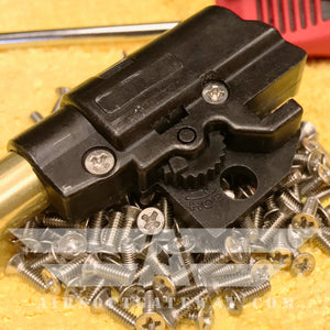 Tokyo Marui / WE 1911 Hi Capa Airsoft Pistol Hop Up Unit Housing Screw Kit - 2 pack -#AG3 - airsoftgateway.com