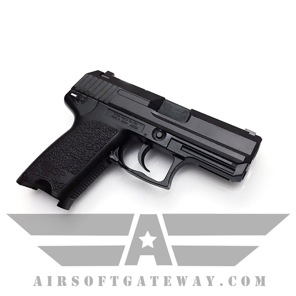 Tokyo Marui  USP Compact Gas Blowback Airsoft Pistol - Black - airsoftgateway.com