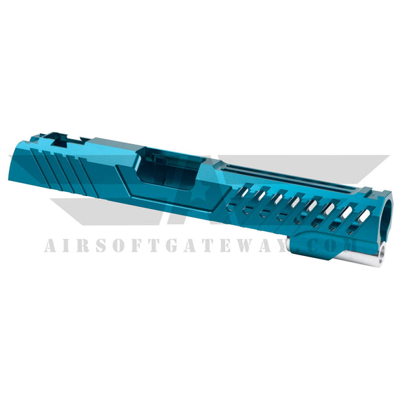 Airsoft Masterpiece Custom Viper Standard Slide - Blue - airsoftgateway.com