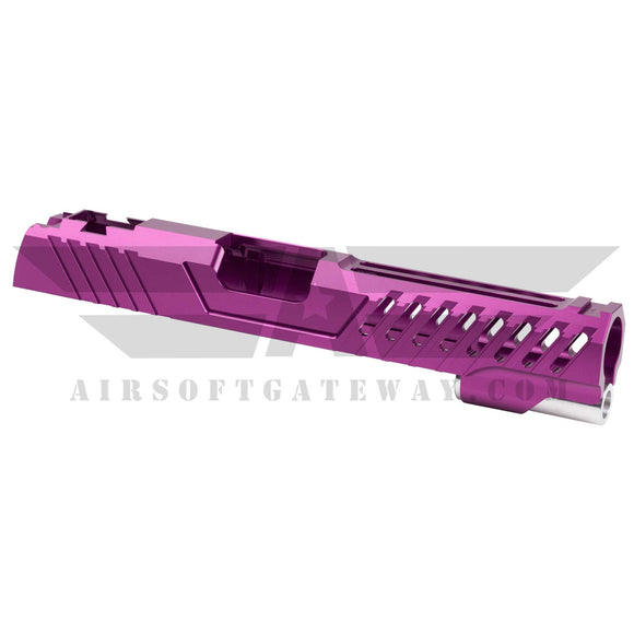 Airsoft Masterpiece Custom Viper Standard Slide - Purple - airsoftgateway.com