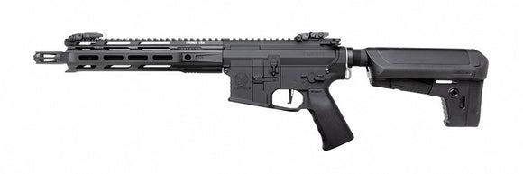 Krytac Full Metal Trident MKII-M CRB Airsoft AEG Rifle BLACK - airsoftgateway.com