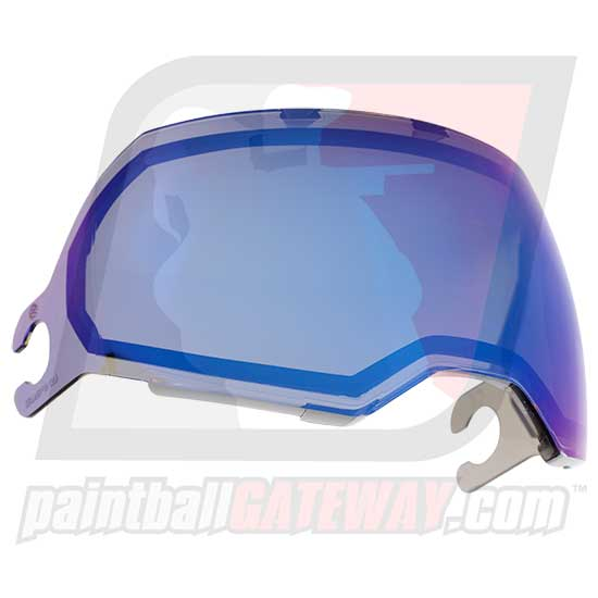 Empire EVS Goggle Thermal Lens - Mirror Blue - airsoftgateway.com