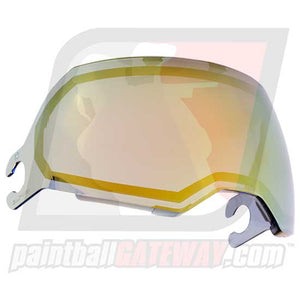 Empire EVS Goggle Thermal Lens - Mirror Gold - airsoftgateway.com