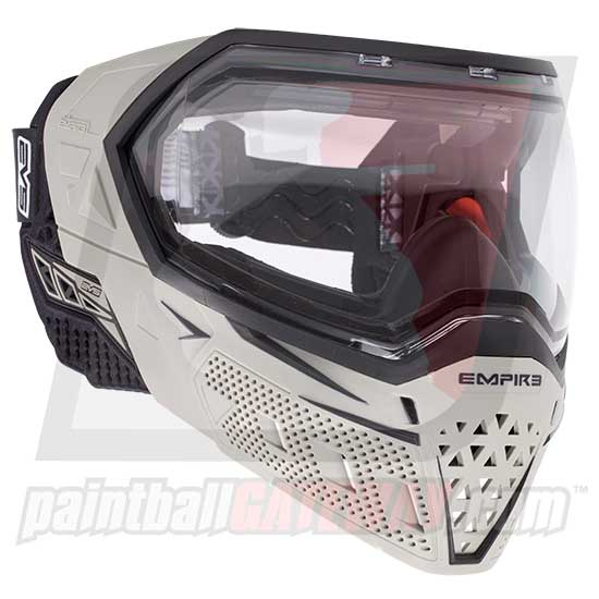 Empire EVS Paintball Goggle System - Grey/Black - airsoftgateway.com
