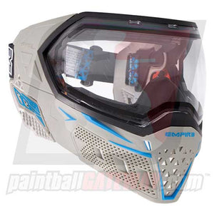 Empire EVS Paintball Goggle System - Grey/Cyan/Black - airsoftgateway.com