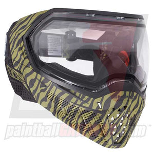 Empire EVS Paintball Goggle System - LE Olive TigerStripe - airsoftgateway.com