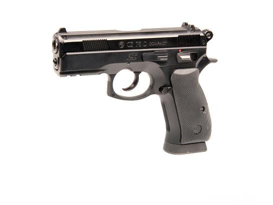 ASG CZ 75D Compact AIRGUN Pellet Gun - CO2 - 4.5mm - airsoftgateway.com