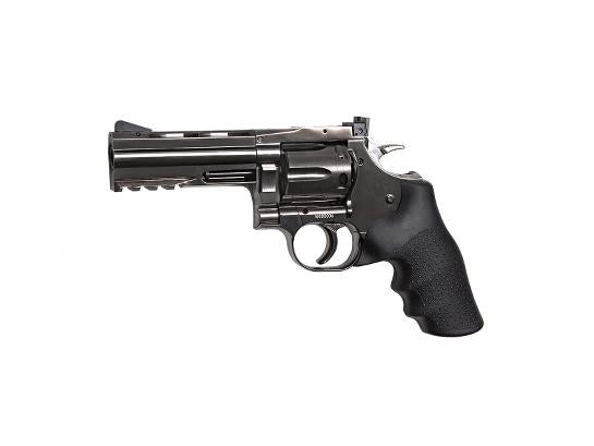 ASG Dan Wesson 715 - 4inches Pellet Airgun - Steel Grey - airsoftgateway.com