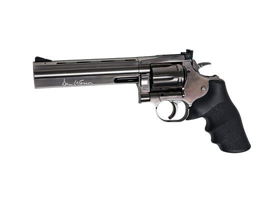 ASG Dan Wesson 715 - 6inches Pellet Airgun - Steel Grey - airsoftgateway.com