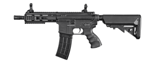 "Tippmann AEG Recon Series M4 AEG - 6"" Inches Shorty - airsoftgateway.com"