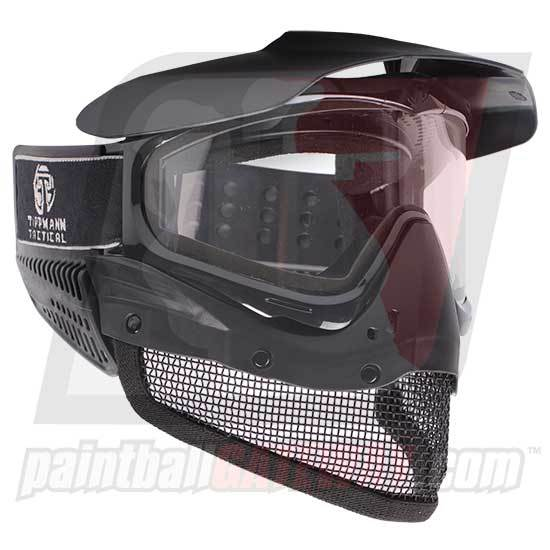 Tippmann Tactical Mesh Thermal Goggle - Black - airsoftgateway.com