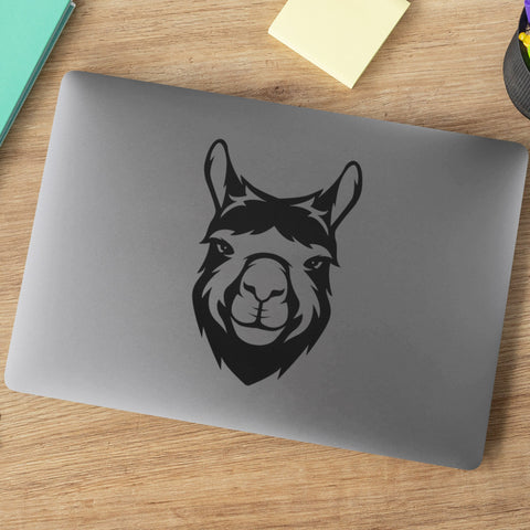 Alpaca Face Sticker