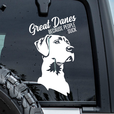 Great Dane Sticker