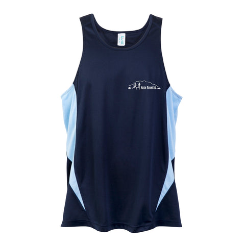 Huon Runners Mens Cool Dry Singlet