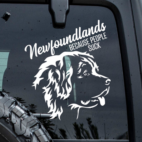 Newfoundland Sticker