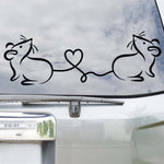 Rat Love Sticker