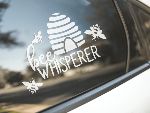 Bee Whisperer Sticker