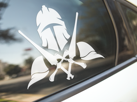 Medieval Knight Sticker