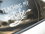 Teaching My Tribe Sticker