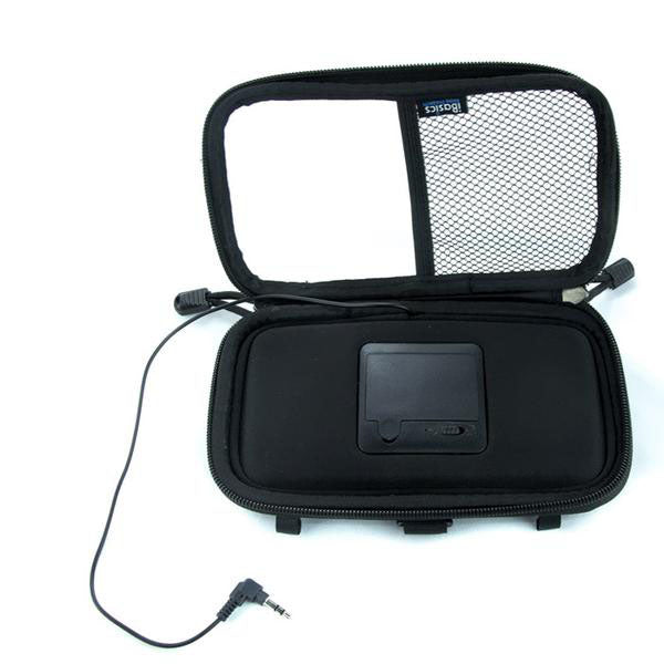 Touch Sensitive Smartphone Speaker Carry Pouch