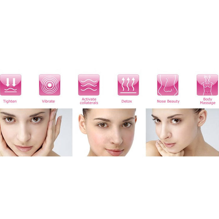 5-in-1: Smoothing Facial Massager