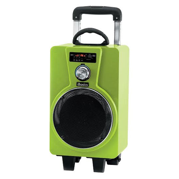Portable Tailgate Party Speaker with Mic