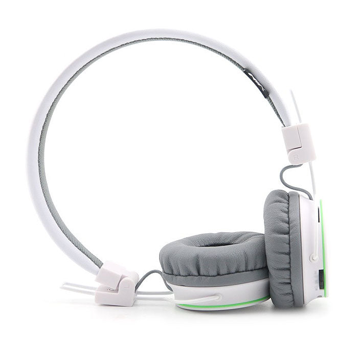 Dyna-Bass Foldable 4-in-1 Bluetooth Headphones