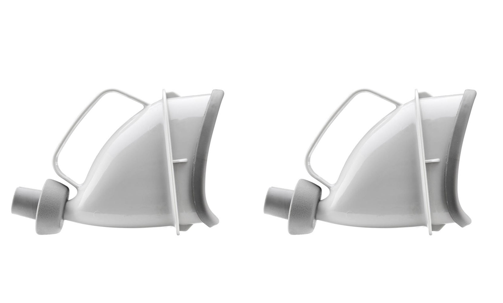 Portable Vehicle or Outdoor Adult Urinal (1 or 2-Pack)