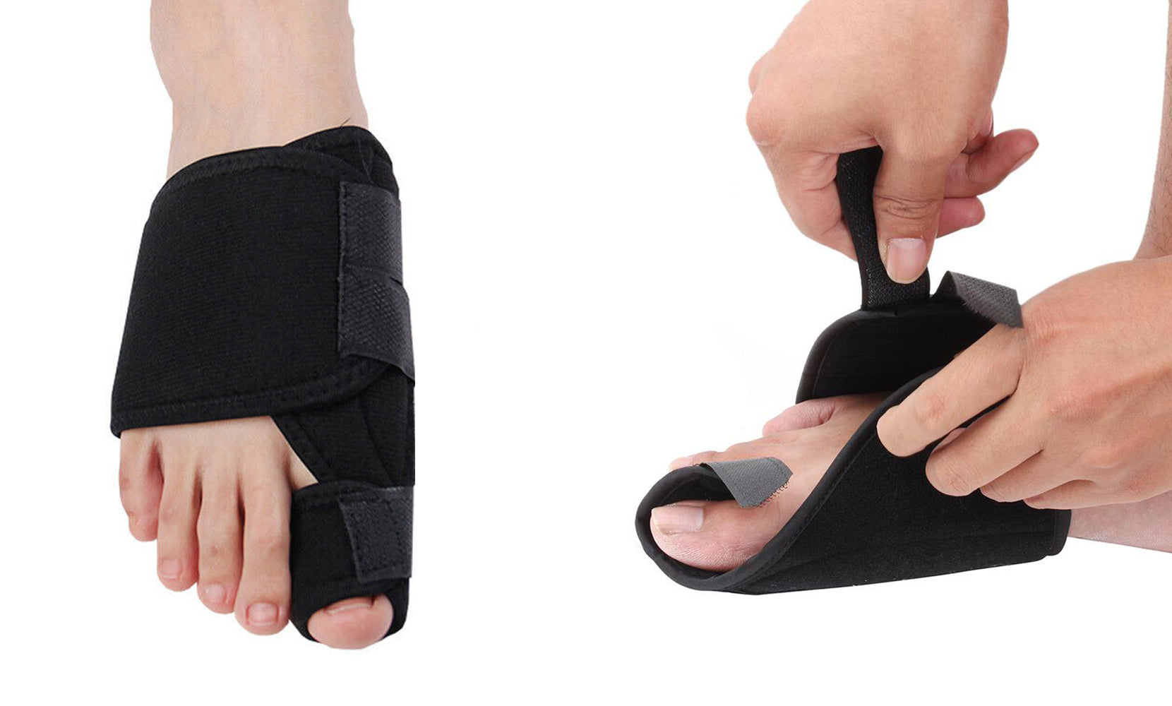 Adjustable Bunion Support Sleeve (1-Pair)